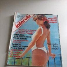 Coleccionismo de Revista Interviú: INTERVIÚ. Lote 262983470