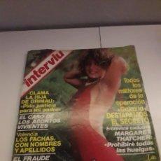 Coleccionismo de Revista Interviú: INTERVIÚ AÑO 4 NÚMERO 157. Lote 263588290