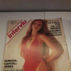 Coleccionismo de Revista Interviú: INTERVIÚ AÑO 2 NÚMERO 77. Lote 263588720