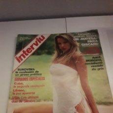 Coleccionismo de Revista Interviú: INTERVIÚ AÑO 2 NÚMERO 35. Lote 263588910