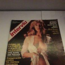 Coleccionismo de Revista Interviú: INTERVIÚ AÑO 2 NÚMERO 45. Lote 263589975