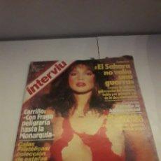 Coleccionismo de Revista Interviú: INTERVIÚ AÑO 8 NUMERO 357. Lote 263592055