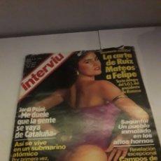 Coleccionismo de Revista Interviú: INTERVIÚ AÑO 8 NÚMERO 359. Lote 263593425