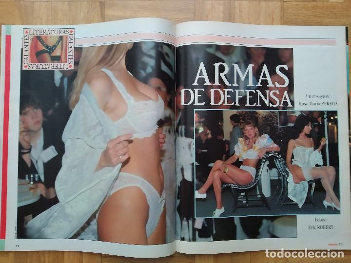 Coleccionismo de Revista Interviú: REVISTA INTERVIU 731 POSTER DE ANGELA CAVAGNA ANNA KANAKIS MIGUEL BOSE LOLITA DAVIDOVICH CHERNOBYL - Foto 8 - 264525889