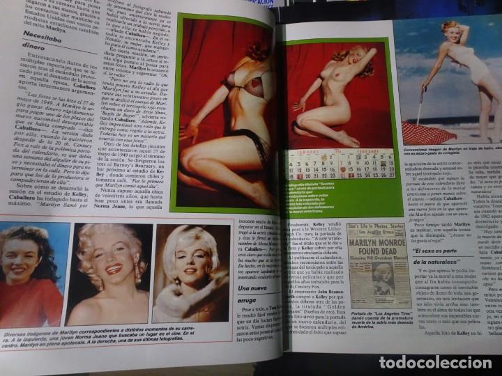 Coleccionismo de Revista Interviú: INTERVIU Nº 799, CARLA DUVAL, ISABELLE PASCO, HELL,S ANGELS , EL BERRUECO, VILLANUEVA DE OSCOS - Foto 10 - 265815434