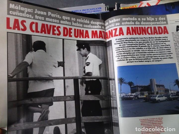Coleccionismo de Revista Interviú: INTERVIU Nº 799, CARLA DUVAL, ISABELLE PASCO, HELL,S ANGELS , EL BERRUECO, VILLANUEVA DE OSCOS - Foto 23 - 265815434