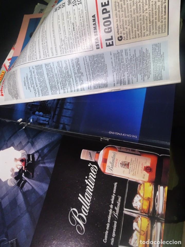Coleccionismo de Revista Interviú: INTERVIU Nº 799, CARLA DUVAL, ISABELLE PASCO, HELL,S ANGELS , EL BERRUECO, VILLANUEVA DE OSCOS - Foto 29 - 265815434