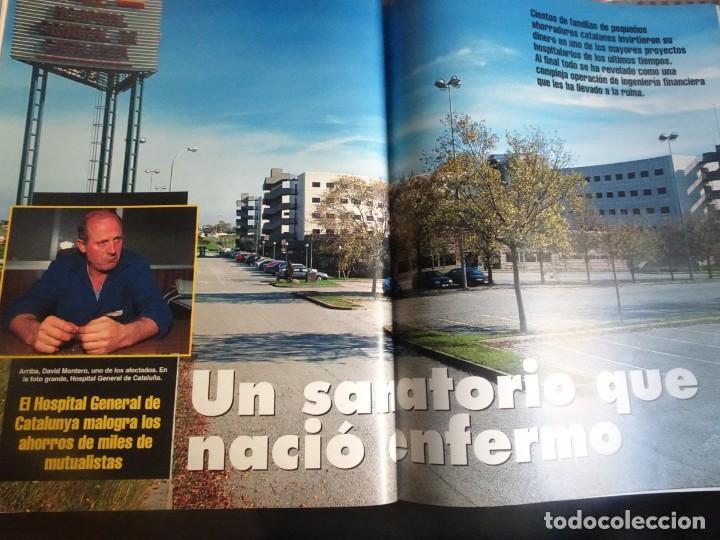 Coleccionismo de Revista Interviú: INTERVIU Nº 976,LUIS ROLDÁN ,PAMELA ANDERSON, CEMENTERIO MASCOTAS, KEANU REEVES, ARANTXA SÁNCHEZ - Foto 33 - 265955718