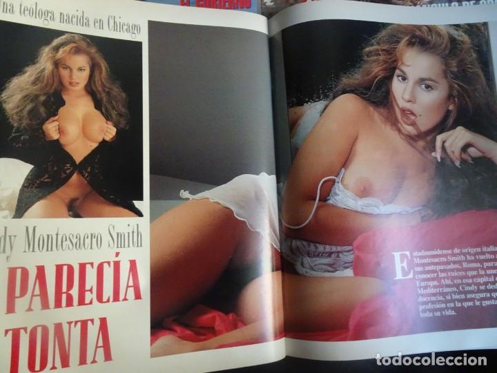 Coleccionismo de Revista Interviú: INTERVIU Nº 976,LUIS ROLDÁN ,PAMELA ANDERSON, CEMENTERIO MASCOTAS, KEANU REEVES, ARANTXA SÁNCHEZ - Foto 37 - 265955718