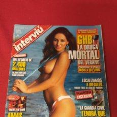 Collectionnisme de Magazine Interviú: REVISTA INTERVIÚ N.1531 AÑO 2005. Lote 265978353
