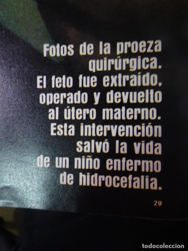 Coleccionismo de Revista Interviú: INTERVIÚ Nº371, TARRADELLAS, NASTASSIA KINSKI, HELMUT BERGER, EL ASESINO DE LA CALLE LEGALIDAD - Foto 10 - 265992243