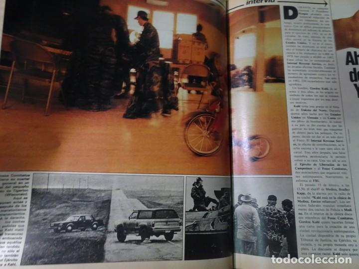 Coleccionismo de Revista Interviú: INTERVIÚ Nº371, TARRADELLAS, NASTASSIA KINSKI, HELMUT BERGER, EL ASESINO DE LA CALLE LEGALIDAD - Foto 23 - 265992243