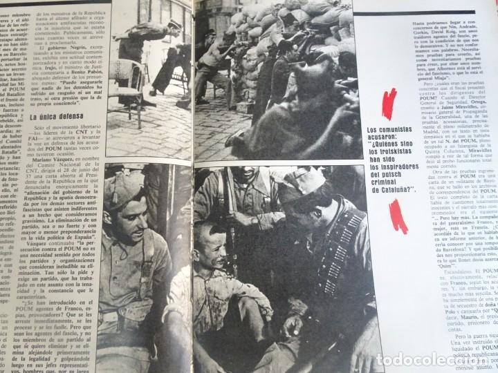 Coleccionismo de Revista Interviú: INTERVIU Nº425,JULIO IGLESIAS,CELA ,CNT - FAI, DALÍ, CASO URQUIJO,PILAR PRIMO DE RIVERA, EUROCOPA - Foto 23 - 266036413