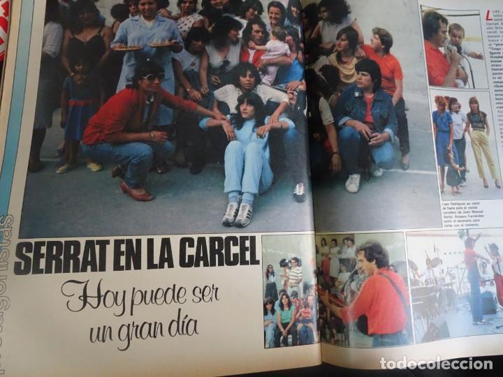Coleccionismo de Revista Interviú: INTERVIU Nº425,JULIO IGLESIAS,CELA ,CNT - FAI, DALÍ, CASO URQUIJO,PILAR PRIMO DE RIVERA, EUROCOPA - Foto 32 - 266036413