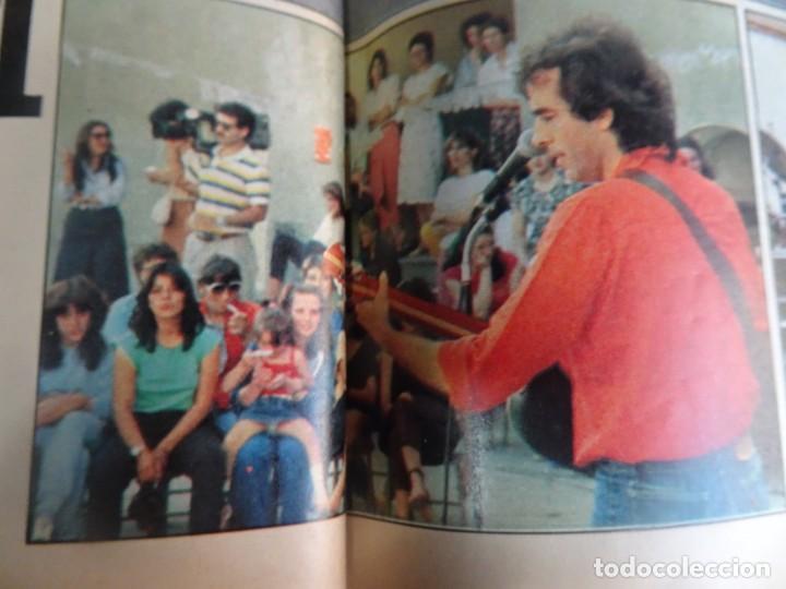 Coleccionismo de Revista Interviú: INTERVIU Nº425,JULIO IGLESIAS,CELA ,CNT - FAI, DALÍ, CASO URQUIJO,PILAR PRIMO DE RIVERA, EUROCOPA - Foto 33 - 266036413