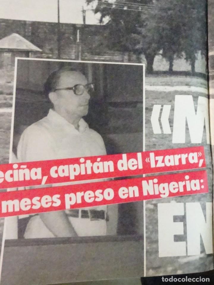 Coleccionismo de Revista Interviú: INTERVIU Nº467, SONIA MARTÍNEZ, MICK JAGGER, MENDOZA, VIETNAM, LOLITAS , CRIMEN CORTIJO ÚBEDA - Foto 8 - 266037233