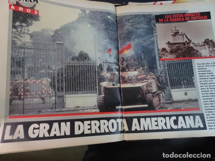 Coleccionismo de Revista Interviú: INTERVIU Nº467, SONIA MARTÍNEZ, MICK JAGGER, MENDOZA, VIETNAM, LOLITAS , CRIMEN CORTIJO ÚBEDA - Foto 9 - 266037233