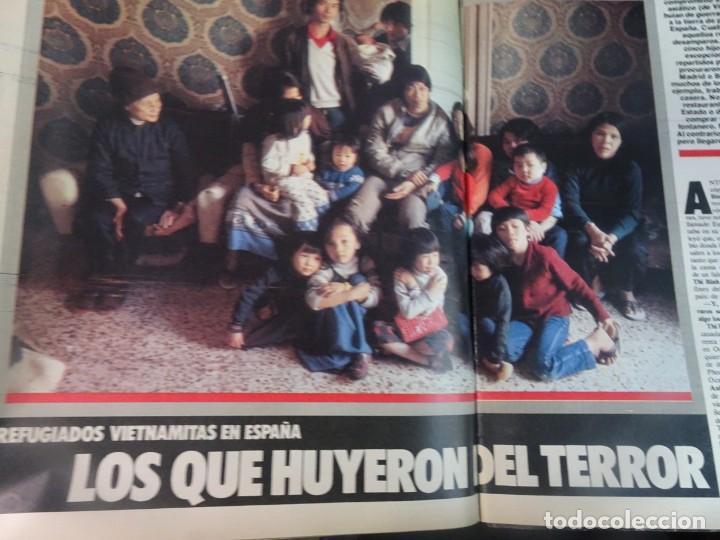Coleccionismo de Revista Interviú: INTERVIU Nº467, SONIA MARTÍNEZ, MICK JAGGER, MENDOZA, VIETNAM, LOLITAS , CRIMEN CORTIJO ÚBEDA - Foto 13 - 266037233
