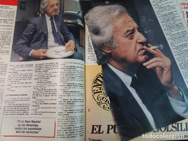 Coleccionismo de Revista Interviú: INTERVIU Nº467, SONIA MARTÍNEZ, MICK JAGGER, MENDOZA, VIETNAM, LOLITAS , CRIMEN CORTIJO ÚBEDA - Foto 19 - 266037233