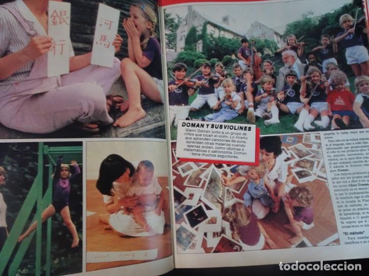 Coleccionismo de Revista Interviú: INTERVIU Nº467, SONIA MARTÍNEZ, MICK JAGGER, MENDOZA, VIETNAM, LOLITAS , CRIMEN CORTIJO ÚBEDA - Foto 22 - 266037233