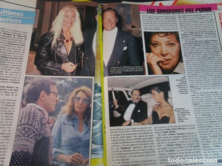 Coleccionismo de Revista Interviú: INTERVIU Nº467, SONIA MARTÍNEZ, MICK JAGGER, MENDOZA, VIETNAM, LOLITAS , CRIMEN CORTIJO ÚBEDA - Foto 23 - 266037233