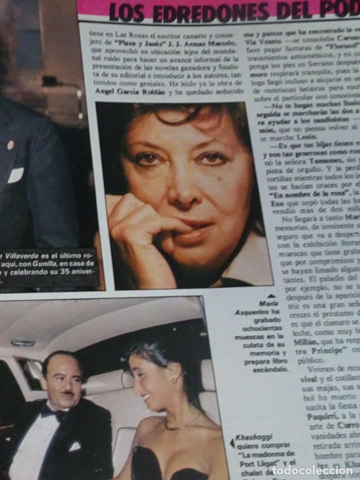 Coleccionismo de Revista Interviú: INTERVIU Nº467, SONIA MARTÍNEZ, MICK JAGGER, MENDOZA, VIETNAM, LOLITAS , CRIMEN CORTIJO ÚBEDA - Foto 24 - 266037233