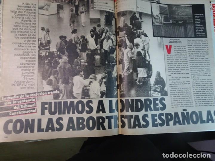 Coleccionismo de Revista Interviú: INTERVIU Nº467, SONIA MARTÍNEZ, MICK JAGGER, MENDOZA, VIETNAM, LOLITAS , CRIMEN CORTIJO ÚBEDA - Foto 40 - 266037233