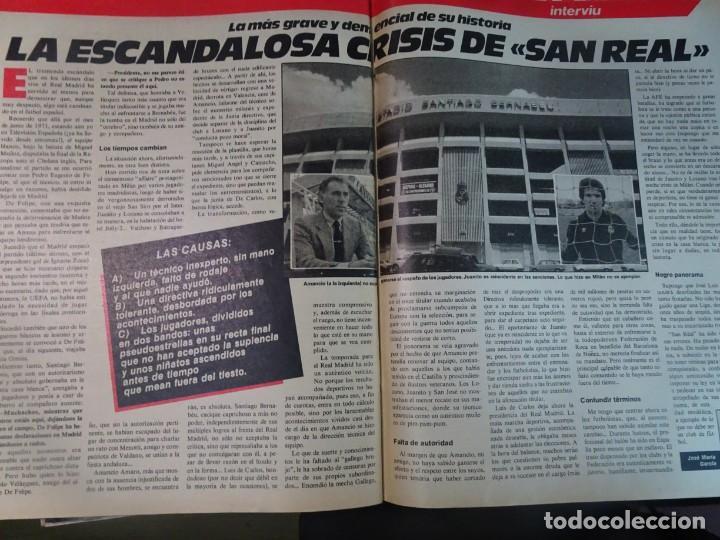 Coleccionismo de Revista Interviú: INTERVIU Nº467, SONIA MARTÍNEZ, MICK JAGGER, MENDOZA, VIETNAM, LOLITAS , CRIMEN CORTIJO ÚBEDA - Foto 42 - 266037233