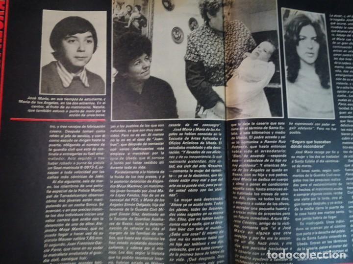 Coleccionismo de Revista Interviú: INTERVIU Nº467, SONIA MARTÍNEZ, MICK JAGGER, MENDOZA, VIETNAM, LOLITAS , CRIMEN CORTIJO ÚBEDA - Foto 44 - 266037233