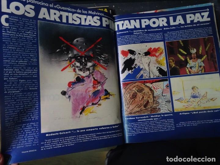 Coleccionismo de Revista Interviú: INTERVIU Nº315,PALMAR DE TROYA, MARÍA ASQUERINO,CASO VILA CARBONELL ,PANTOJA-PAQUIRRI, GEOS ALEMANES - Foto 23 - 266045573