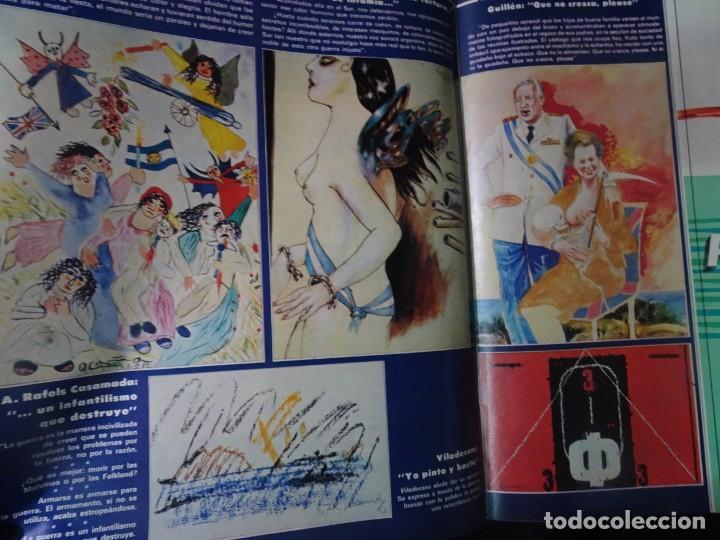 Coleccionismo de Revista Interviú: INTERVIU Nº315,PALMAR DE TROYA, MARÍA ASQUERINO,CASO VILA CARBONELL ,PANTOJA-PAQUIRRI, GEOS ALEMANES - Foto 24 - 266045573