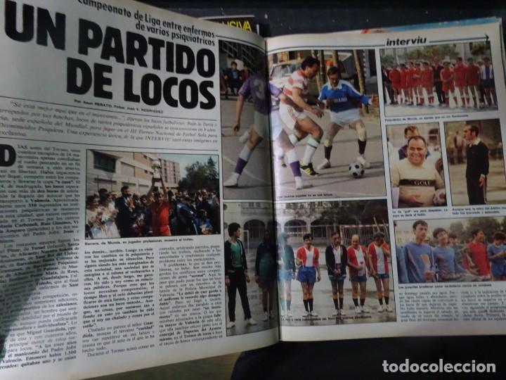 Coleccionismo de Revista Interviú: INTERVIU Nº315,PALMAR DE TROYA, MARÍA ASQUERINO,CASO VILA CARBONELL ,PANTOJA-PAQUIRRI, GEOS ALEMANES - Foto 25 - 266045573