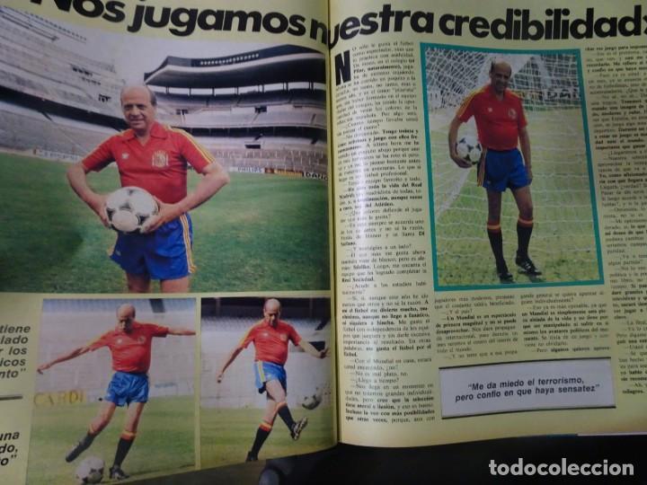 Coleccionismo de Revista Interviú: INTERVIU Nº315,PALMAR DE TROYA, MARÍA ASQUERINO,CASO VILA CARBONELL ,PANTOJA-PAQUIRRI, GEOS ALEMANES - Foto 35 - 266045573