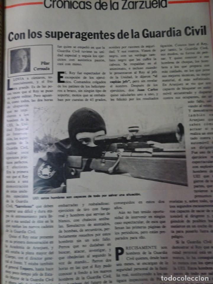 Coleccionismo de Revista Interviú: INTERVIU Nº308, ISABEL PISANO, MONJAS ENVENENADAS, SERRAT, SUPLEMENTO TIEMPO, CHANQUETE - Foto 17 - 266048268