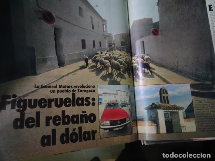 Coleccionismo de Revista Interviú: INTERVIU Nº308, ISABEL PISANO, MONJAS ENVENENADAS, SERRAT, SUPLEMENTO TIEMPO, CHANQUETE - Foto 21 - 266048268
