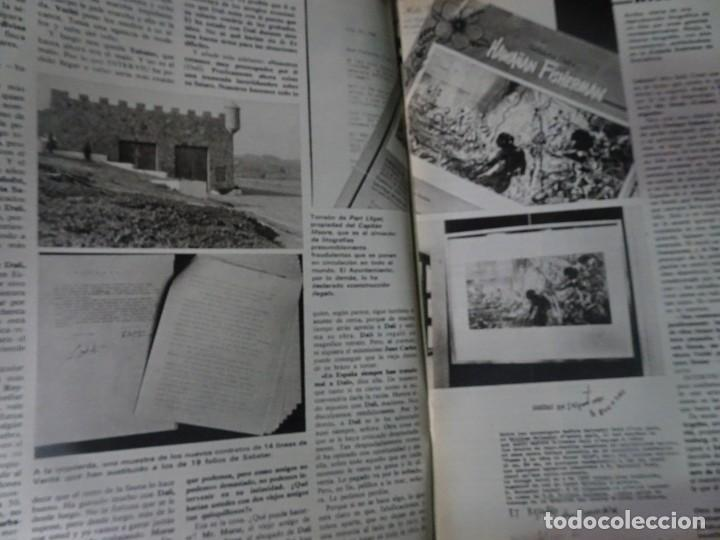 Coleccionismo de Revista Interviú: INTERVIU Nº259, ROCIO JURADO , SUPLEMENTO EXTRA, SECUESTRO DE QUINI , ESCÁNDALO DALÍ, EVA LEÓN, - Foto 5 - 266050458