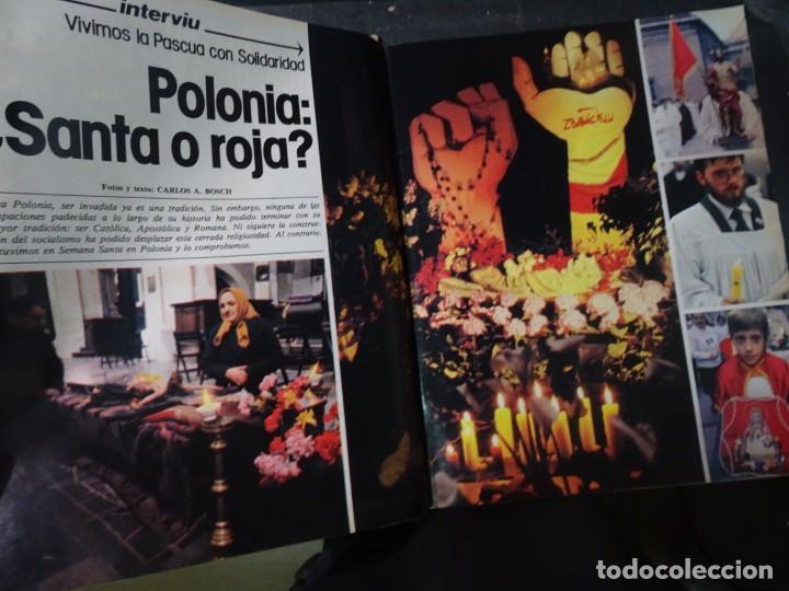 Coleccionismo de Revista Interviú: INTERVIU Nº259, ROCIO JURADO , SUPLEMENTO EXTRA, SECUESTRO DE QUINI , ESCÁNDALO DALÍ, EVA LEÓN, - Foto 12 - 266050458