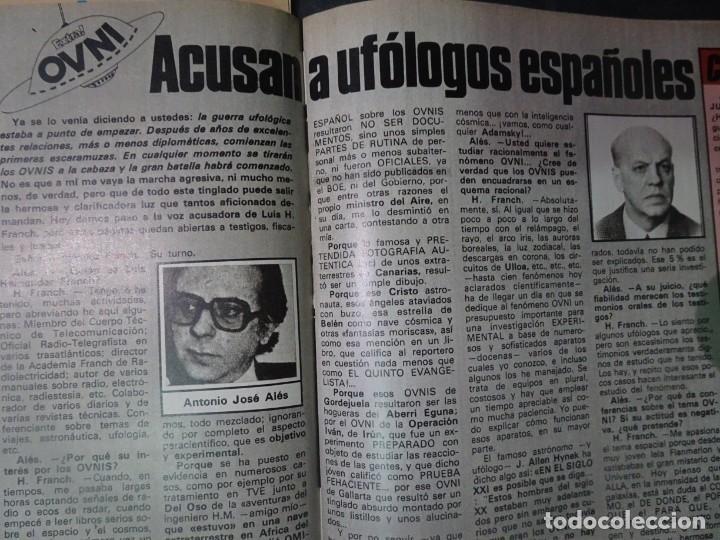 Coleccionismo de Revista Interviú: INTERVIU Nº259, ROCIO JURADO , SUPLEMENTO EXTRA, SECUESTRO DE QUINI , ESCÁNDALO DALÍ, EVA LEÓN, - Foto 16 - 266050458