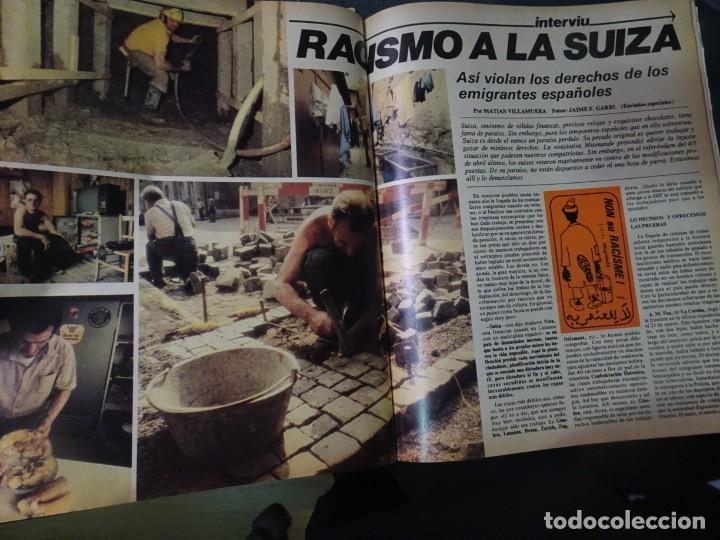 Coleccionismo de Revista Interviú: INTERVIU Nº259, ROCIO JURADO , SUPLEMENTO EXTRA, SECUESTRO DE QUINI , ESCÁNDALO DALÍ, EVA LEÓN, - Foto 20 - 266050458
