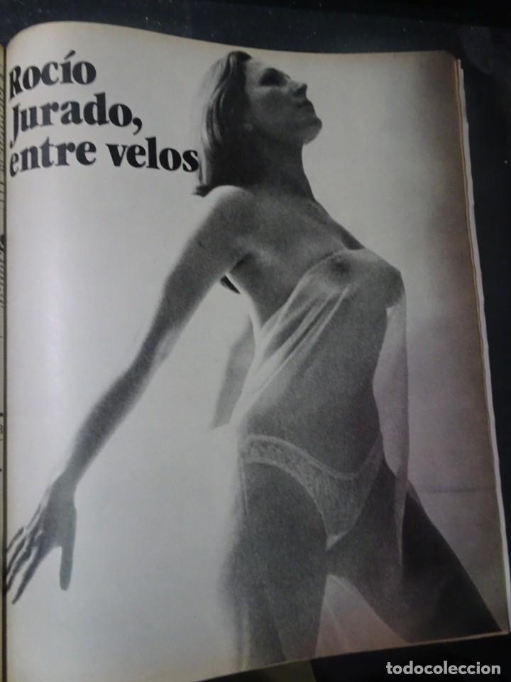 Coleccionismo de Revista Interviú: INTERVIU Nº259, ROCIO JURADO , SUPLEMENTO EXTRA, SECUESTRO DE QUINI , ESCÁNDALO DALÍ, EVA LEÓN, - Foto 23 - 266050458