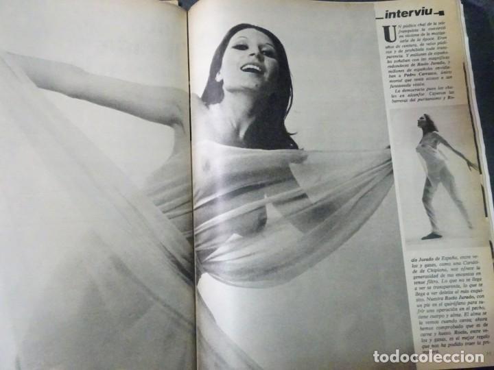 Coleccionismo de Revista Interviú: INTERVIU Nº259, ROCIO JURADO , SUPLEMENTO EXTRA, SECUESTRO DE QUINI , ESCÁNDALO DALÍ, EVA LEÓN, - Foto 24 - 266050458