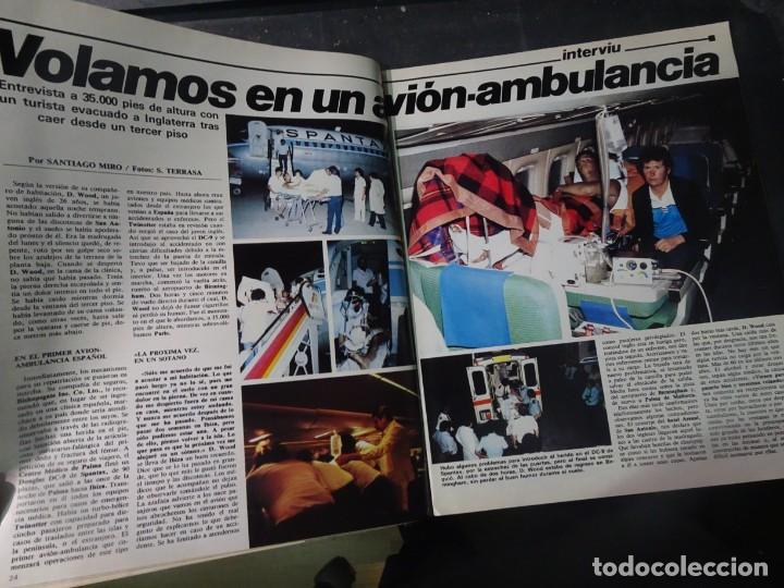Coleccionismo de Revista Interviú: INTERVIU Nº275, SUSANA ESTRADA, SYLVIA KRISTEL, MARISOL, ETA , GUATEMALA, MUJERES BOXEO, SUPLEMENTO - Foto 9 - 266051233
