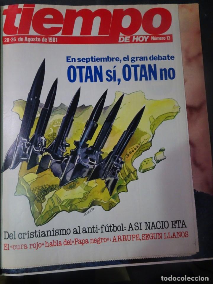 Coleccionismo de Revista Interviú: INTERVIU Nº275, SUSANA ESTRADA, SYLVIA KRISTEL, MARISOL, ETA , GUATEMALA, MUJERES BOXEO, SUPLEMENTO - Foto 18 - 266051233