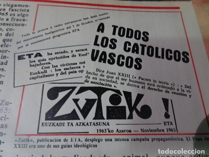 Coleccionismo de Revista Interviú: INTERVIU Nº275, SUSANA ESTRADA, SYLVIA KRISTEL, MARISOL, ETA , GUATEMALA, MUJERES BOXEO, SUPLEMENTO - Foto 24 - 266051233