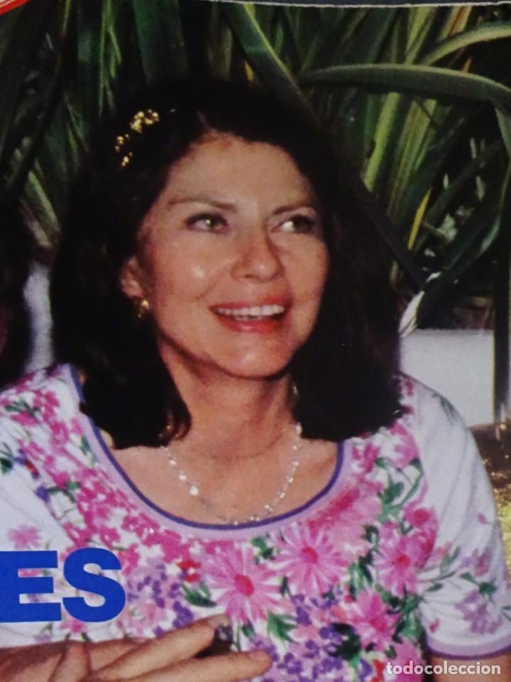 Coleccionismo de Revista Interviú: INTERVIU Nº275, SUSANA ESTRADA, SYLVIA KRISTEL, MARISOL, ETA , GUATEMALA, MUJERES BOXEO, SUPLEMENTO - Foto 29 - 266051233