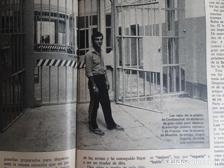 Coleccionismo de Revista Interviú: INTERVIÚ N° 354, ANA BELÉN, NAZI DEGRELLE, GUARDIA CIVIL, INCENDIO TURÍN, INCESTO ,VER FOTOS - Foto 8 - 267307524