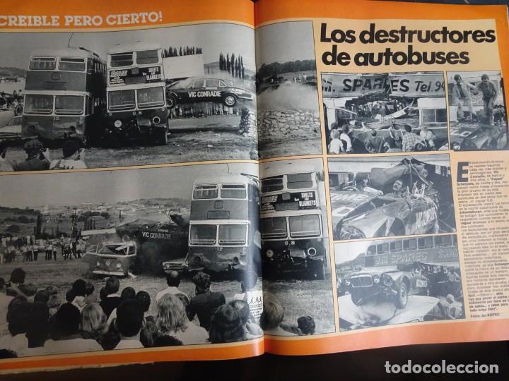 Coleccionismo de Revista Interviú: INTERVIÚ N° 354, ANA BELÉN, NAZI DEGRELLE, GUARDIA CIVIL, INCENDIO TURÍN, INCESTO ,VER FOTOS - Foto 13 - 267307524