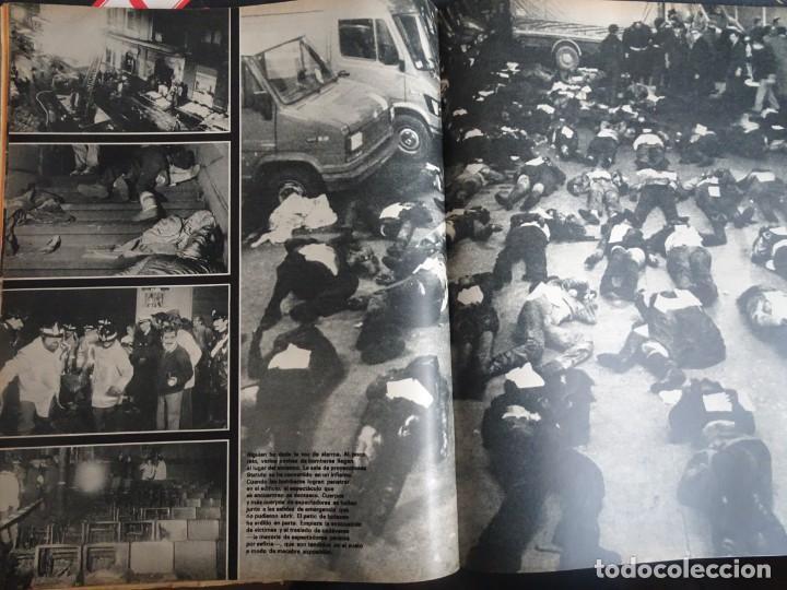 Coleccionismo de Revista Interviú: INTERVIÚ N° 354, ANA BELÉN, NAZI DEGRELLE, GUARDIA CIVIL, INCENDIO TURÍN, INCESTO ,VER FOTOS - Foto 15 - 267307524