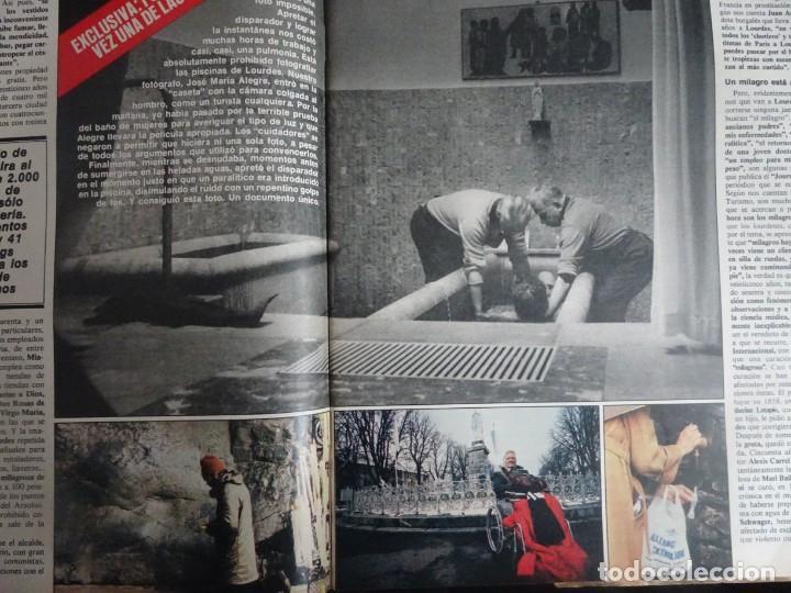 Coleccionismo de Revista Interviú: INTERVIÚ N° 354, ANA BELÉN, NAZI DEGRELLE, GUARDIA CIVIL, INCENDIO TURÍN, INCESTO ,VER FOTOS - Foto 29 - 267307524