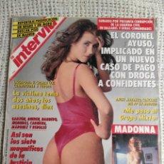 Coleccionismo de Revista Interviú: INTERVIU Nº 878 MARZO DE 1993 MADONNA EL CUERPO DESNUDO DEL DELITO. Lote 268936149